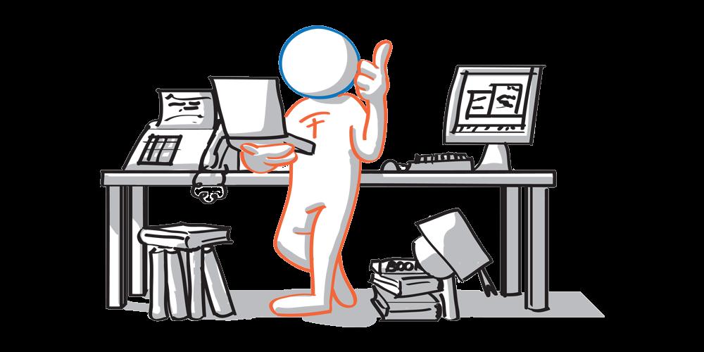 Il traduttore professionista Intermediate ha una laurea, una ricca raccolta di glossari, numerosi clienti fissi e diversi strumenti tecnologici.