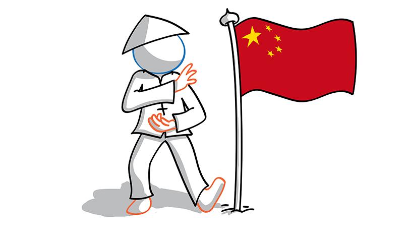 The Foreign Friend si cala nella cultura cinese per effettuare traduzioni italiano cinese