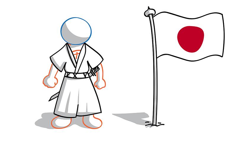 The Foreign Friend si cala nella cultura giapponese per effettuare traduzioni italiano giapponese