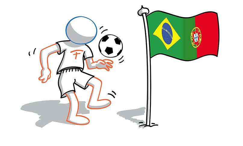 The Foreign Friend si cala nella cultura portoghese per effettuare traduzioni italiano portoghese