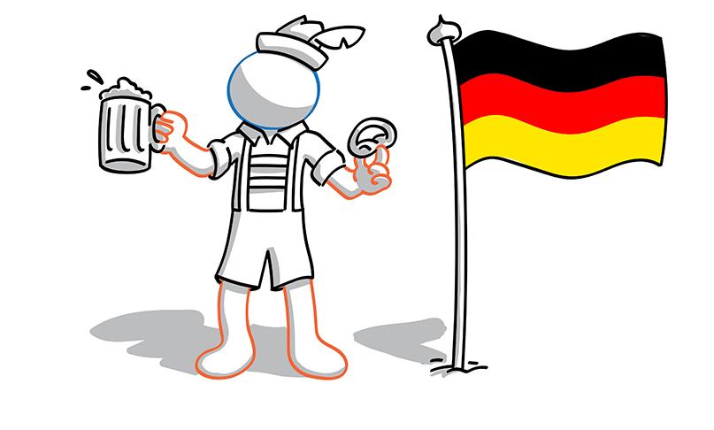 The Foreign Friend si cala nella cultura tedesca per effettuare traduzioni italiano tedesco