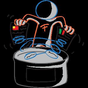 Le memorie di traduzione sono recipienti che raccolgono frasi della lingua A associate alle corrispondenti traduzioni nella lingua B.