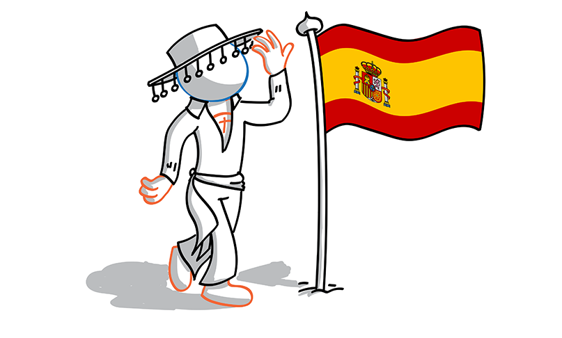 The Foreign Friend engages with the Spanish culture to produce English Spanish translations