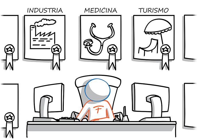 Per offrire traduzioni professionali un'agenzia di traduzione deve disporre di specifiche competenze al suo interno di tipo medico, legale, turistico, finanziario.